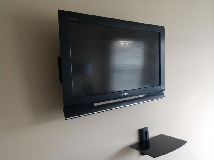 Let us help mount your tvs.